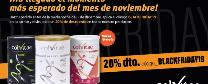 black friday 2019 colvitae